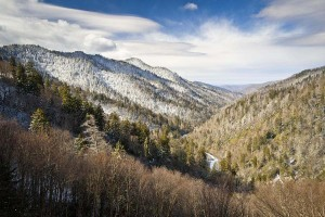 Winter in the Great Smoky Mountains
