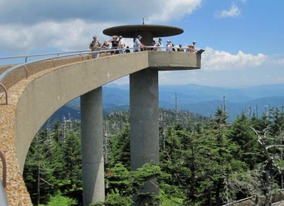 An Introduction To Clingman S Dome The Highest Point In