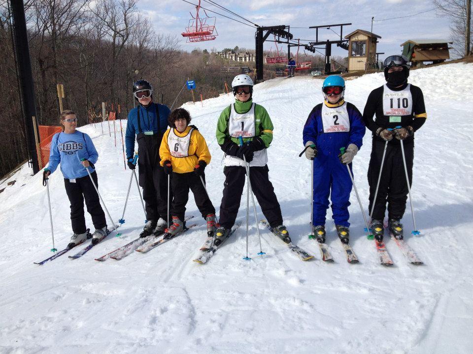 Winter Games In The Smokies Gatlinburg Tn Area Real
